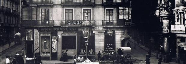 La Colmena, Plaza del Ángel